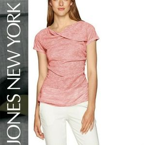 🎄Jones New York🎄NWT short sleeved top XL